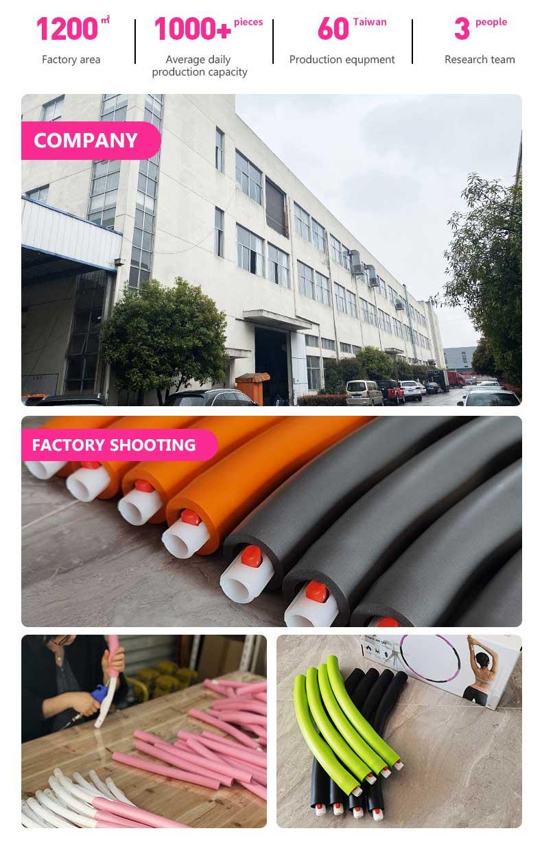 hula hoop factory